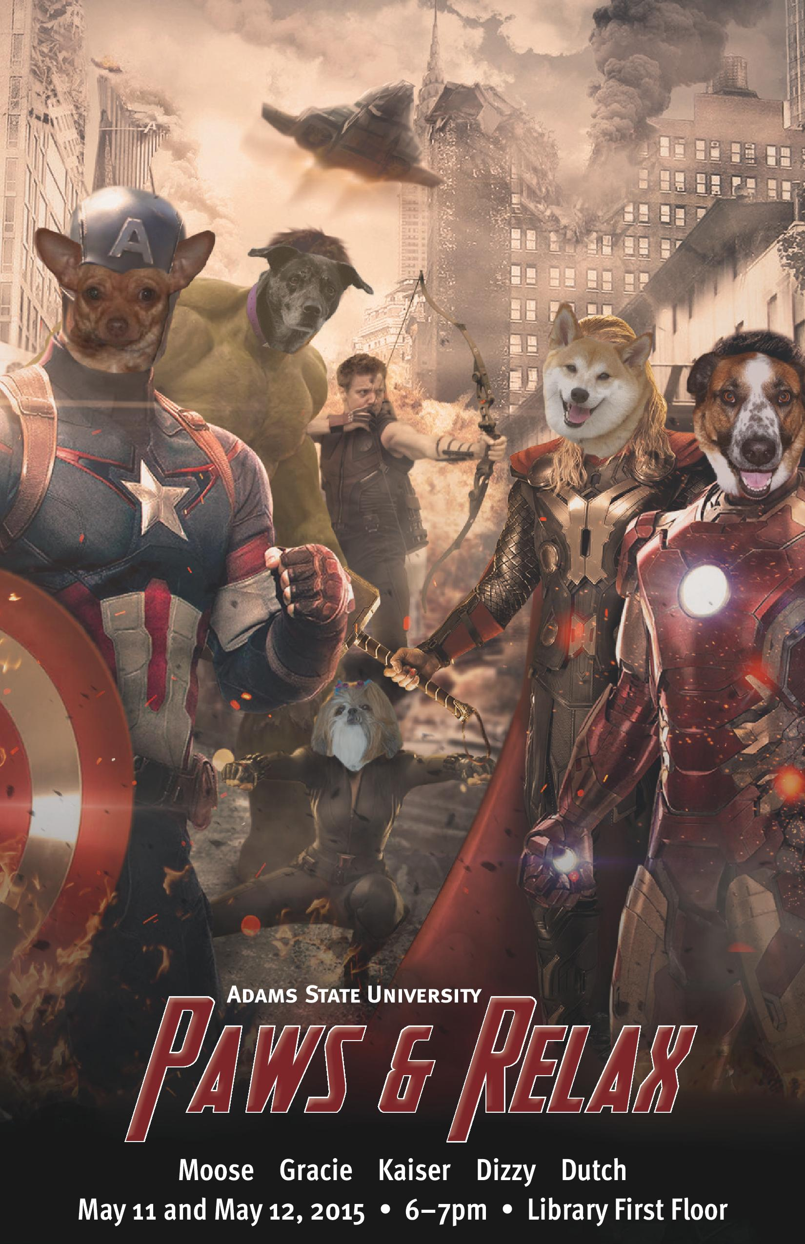 Paws and Relax Poster-superheroes-page-001