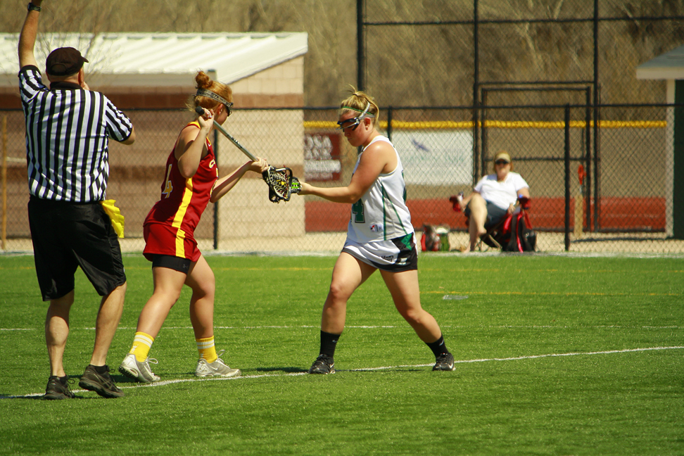 Women's Lacrosse Finishes Season Against Fort Lewis