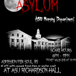 Nursing Department Haunted Asylum