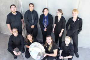 Percussion Extravaganza: Nov. 12