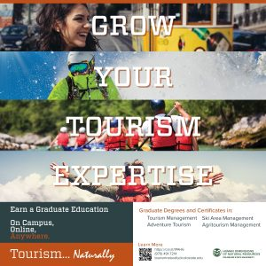 Grow Your Tourism Expertise at Colorado State University