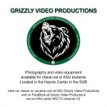 Come Check Out what the Grizzly Video Productions has to Offer!